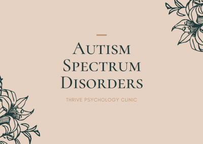 autism spectrum disorders asd singapore