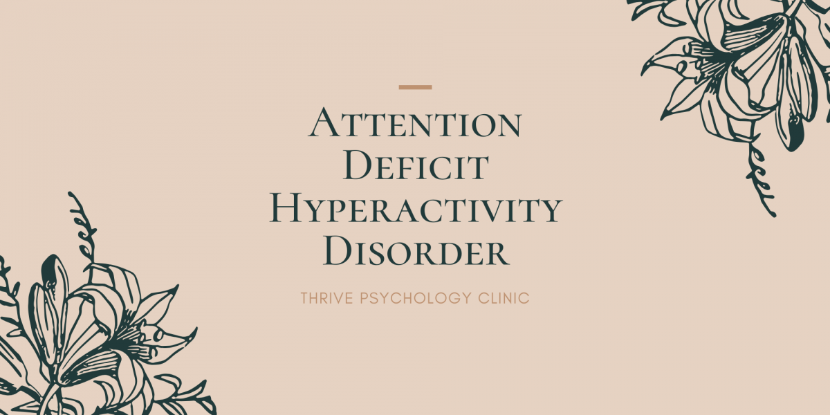 adhd attention deficit hyperactivity disorder singapore