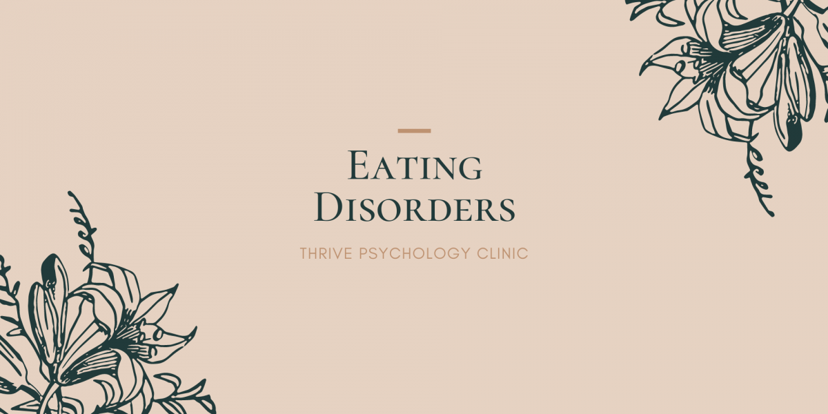 Eating Disorders Information Article Psychology