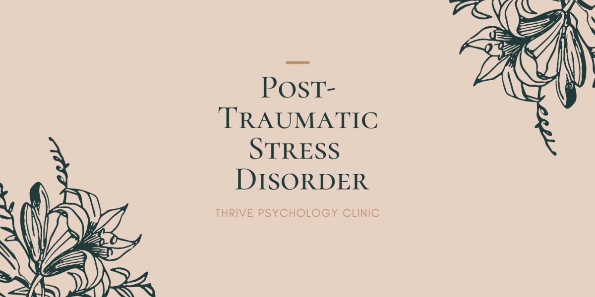 PTSD Post Traumatic Stress Disorder Information Article Psychology